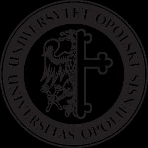 Logo Uniwersytetu Opolskiego bold